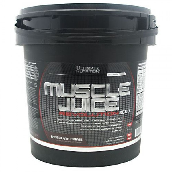 Muscle Juice Revolution 2600 (11.1LBS)