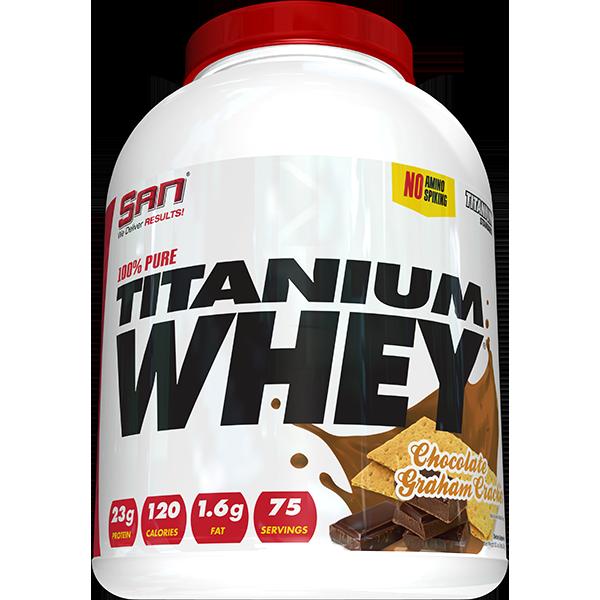 100% Pure Titanium Whey (75 servings)