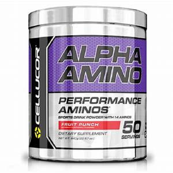 ALPHA AMINO (50 SERVING)