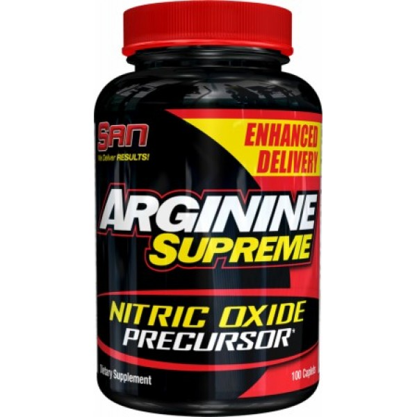 Arginine Supreme (100 Tablets) ***Expired October 2016***