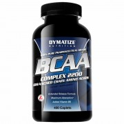 BCAA Complex 2200 (400 Tablets)