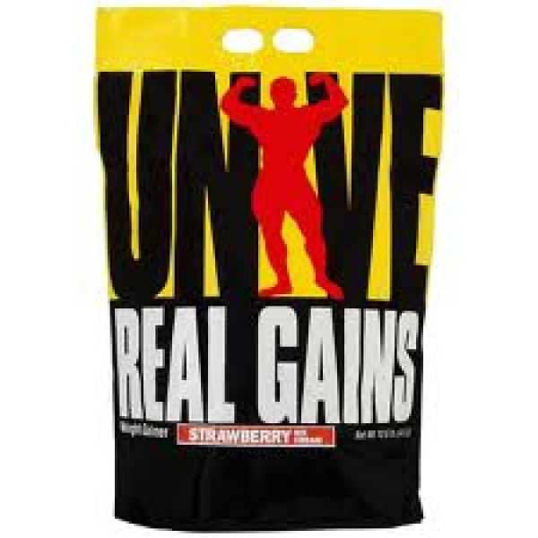 Real Gains (10.6 Lbs)