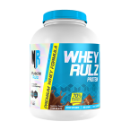 Muscle Rulz Whey Rulz Protein (66 servings)
