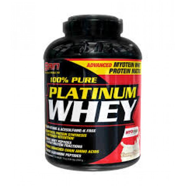 100% Pure Platinum Whey (5 Lbs)