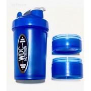 WDC Compartment Shaker (Blue)
