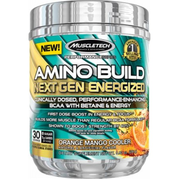 Amino Build Next Gen Energized