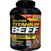Titanium Beef Isolate (4LBS)