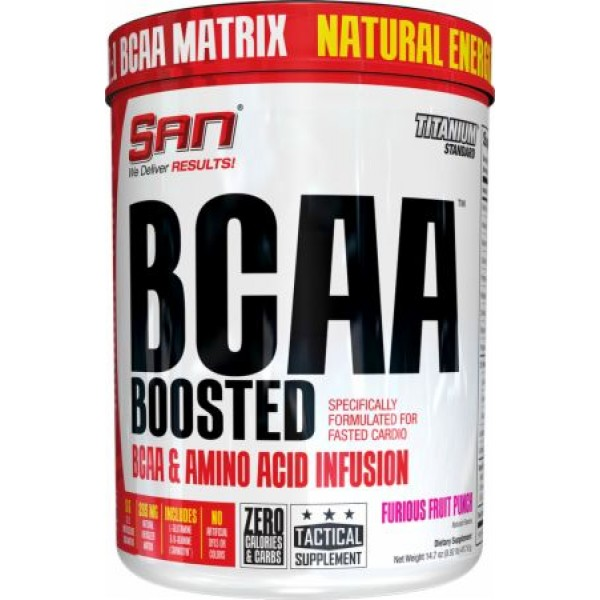 BCAA Boosted (40 serving)