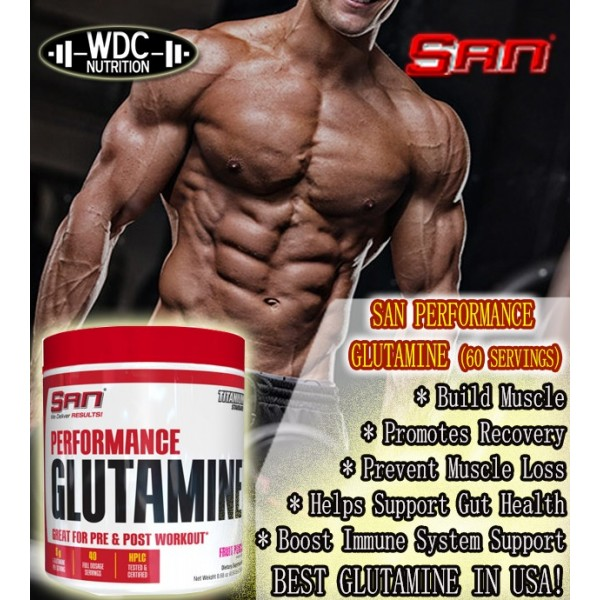 Performance Glutamine (300 Gram)