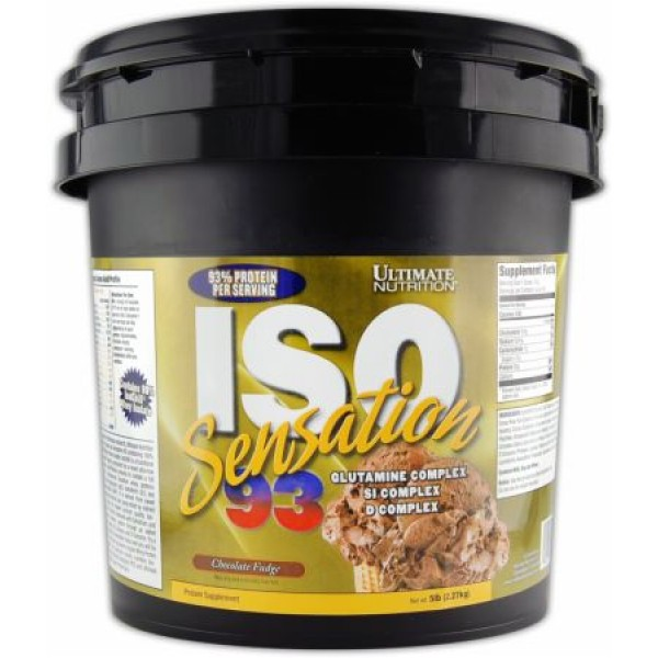 Ultimate Nutrition Iso Sensation (5lbs)