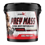 Dynamik Muscle Prey Mass