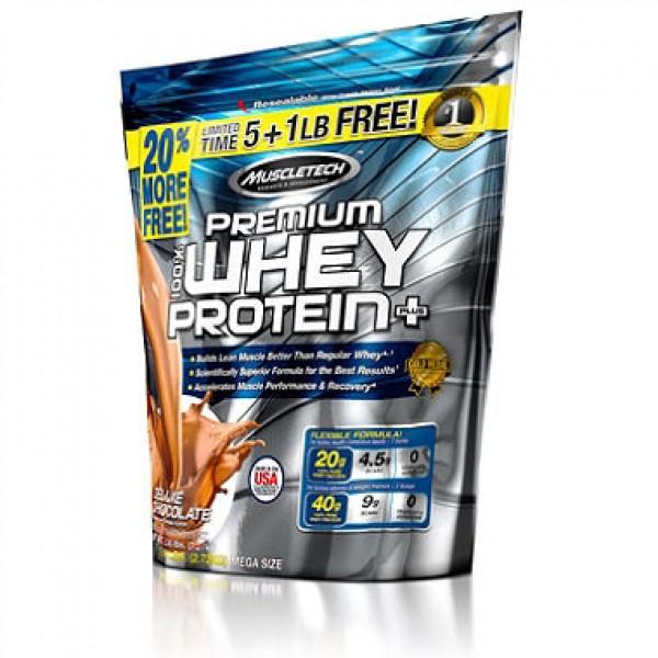 (5+1lbs) Premium Whey Protein Plus (5+1 LBS)