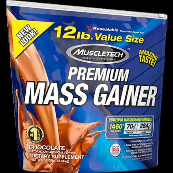 Premium Mass Gainer (12lbs)