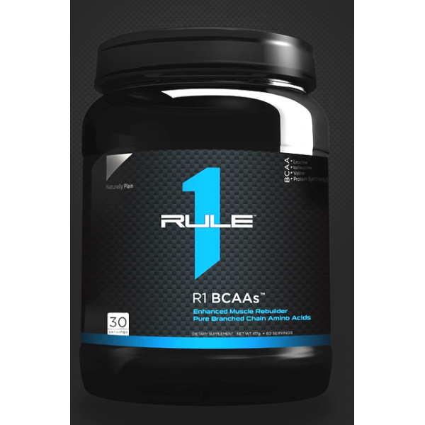 R1 bcaa 30 servings (unflavour)