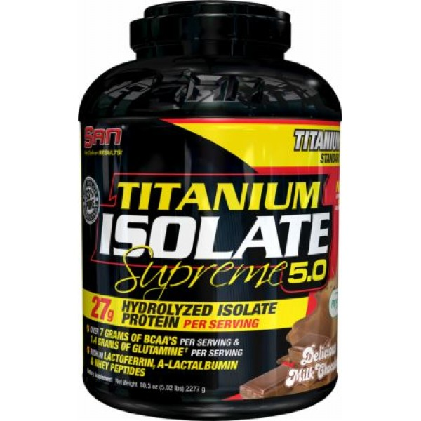 Titanium Isolate Supreme (5lbs)